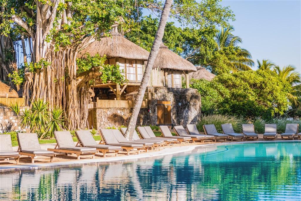 Canonnier Beachcomber Golf Resort & SPA - Mauricius