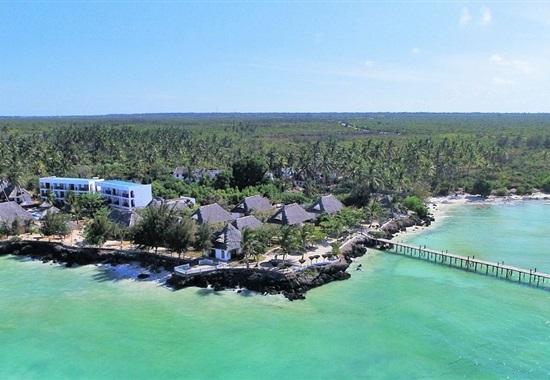 Reef & Beach Resort - Tanzanie a Zanzibar