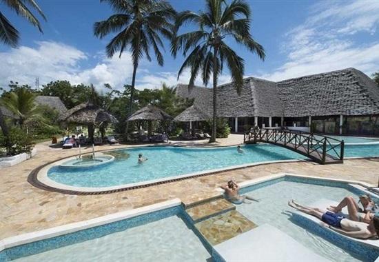 Uroa Bay Beach Resort - Tanzanie a Zanzibar