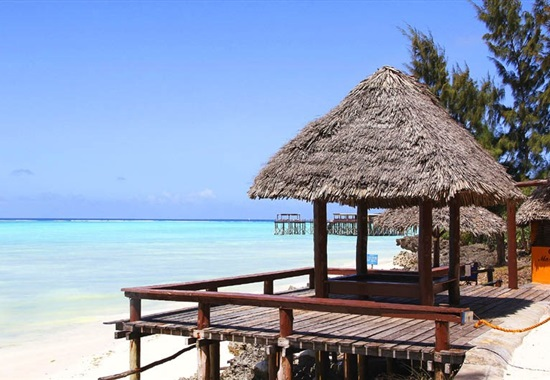 Mnarani Beach Cottages - Tanzanie a Zanzibar