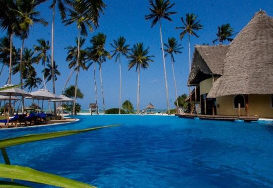 Ocean Paradise Resort & SPA - Tanzanie a Zanzibar