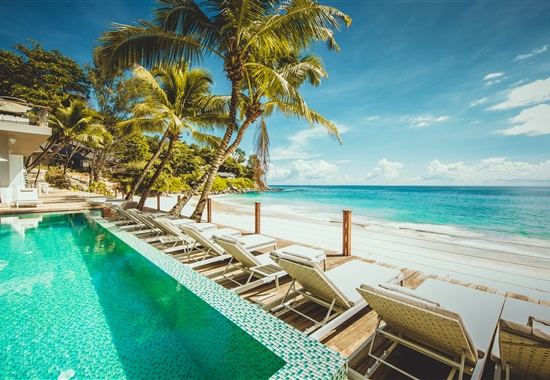 Carana Beach - Mahé