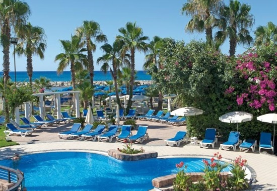 Lordos Beach - Jižní Kypr - Larnaka