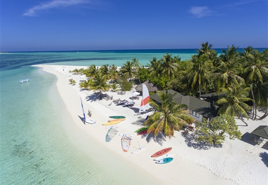 Holiday Island -