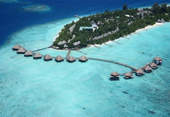Adaaran Club Rannalhi - Maledivy