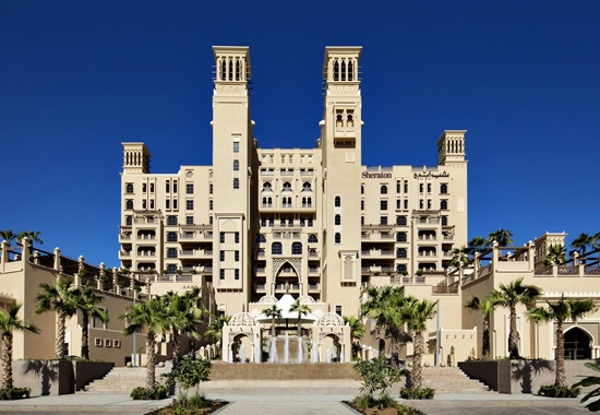 Sheraton Sharjah Beach Resort & SPA - Sharjah