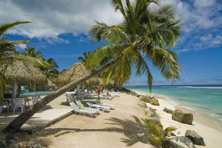 Edgewater Resort & SPA - Cookovy ostrovy