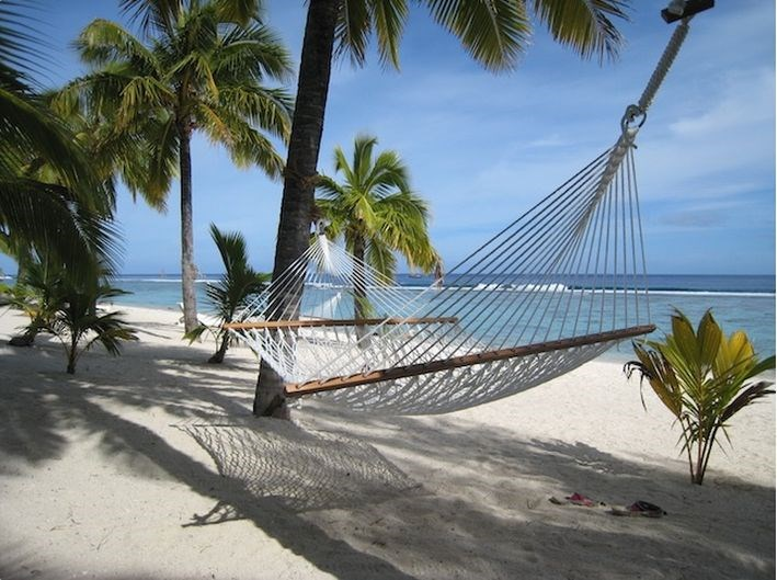 Sunset Resort Rarotonga - Cookovy ostrovy