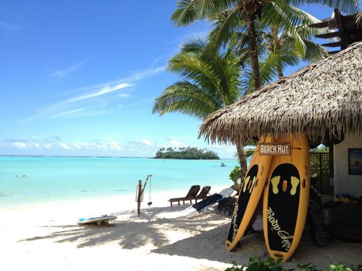 Pacific Resort Rarotonga - Cookovy ostrovy