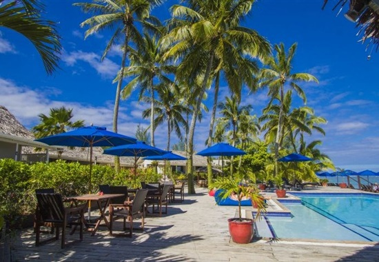 Manuia Beach Resort - Cookovy ostrovy