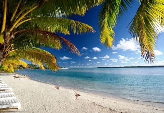 Aitutaki Village - Cookovy ostrovy