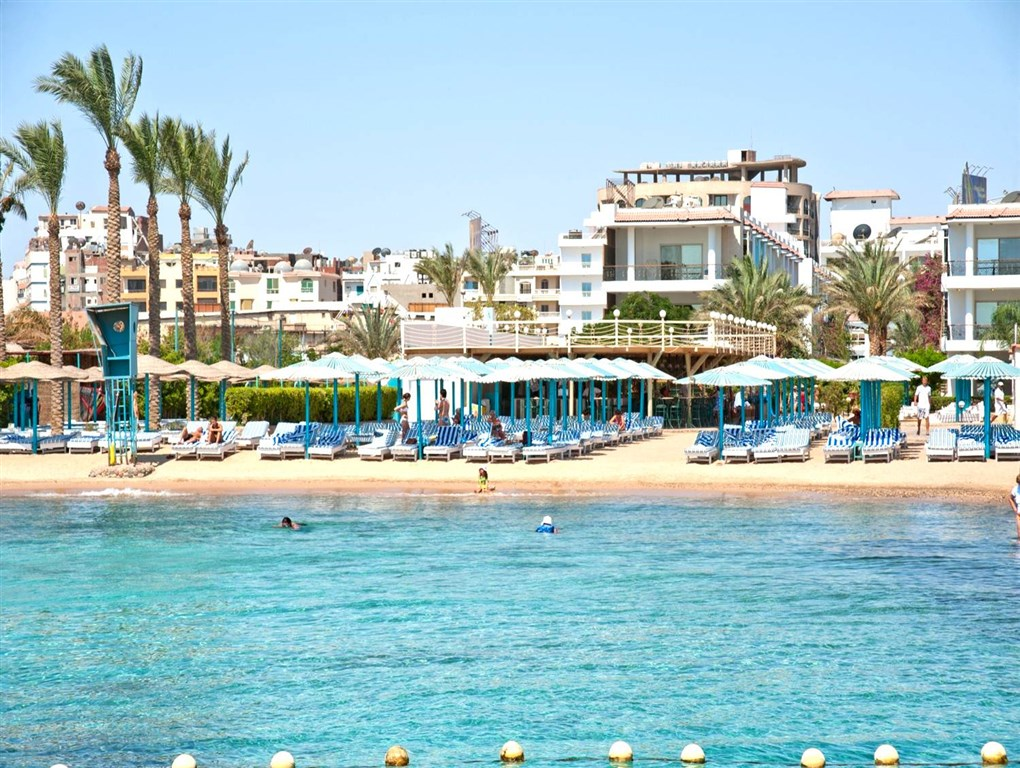 MinaMark Beach Resort - Hurghada