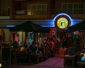 Hurghada - Hurghada Marina, Friends Bar