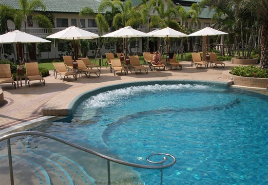 Thai Garden Resort - Thajsko