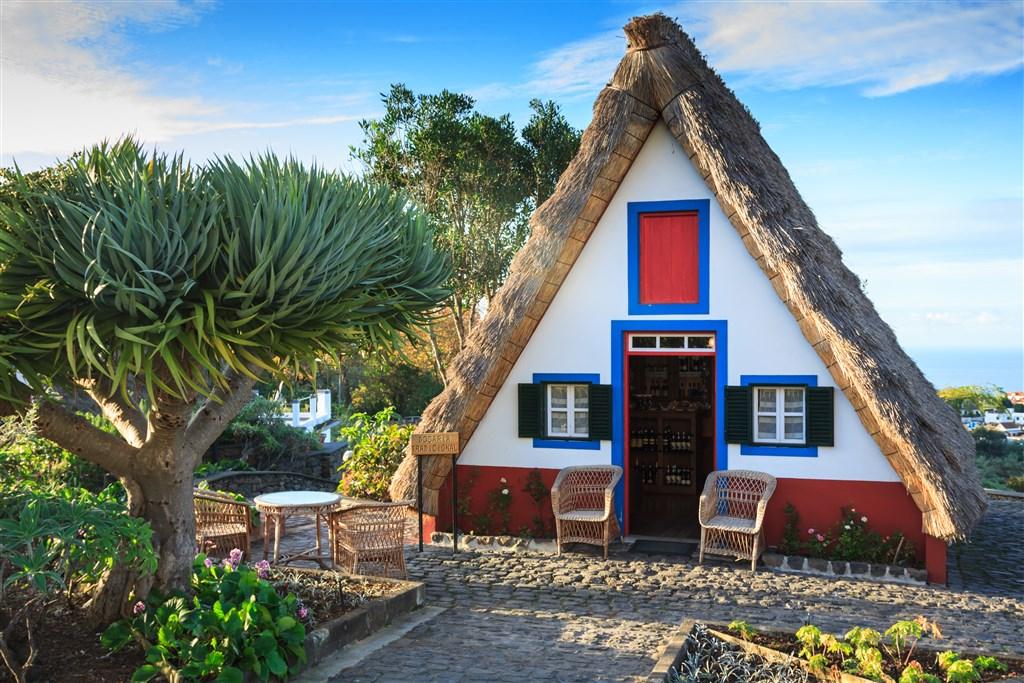 Fly & Drive Madeirou - Rustical - Portugalsko