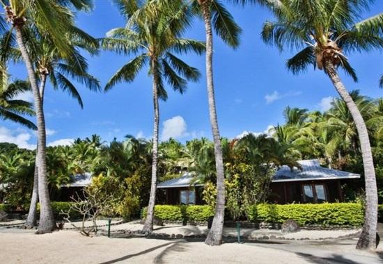 Wananavu Beach Resort - Viti Levu
