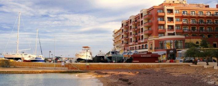 Calypso - ostrov Gozo