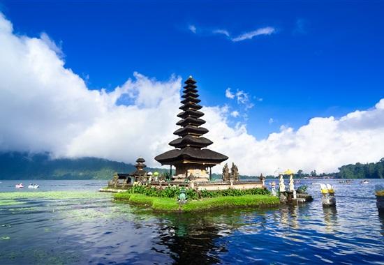 To nejkrásnějí z ostrova bohů - Bali -