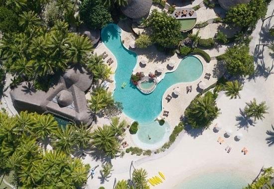 Bora Bora Pearl Beach Resort & Spa - Francouzská Polynésie