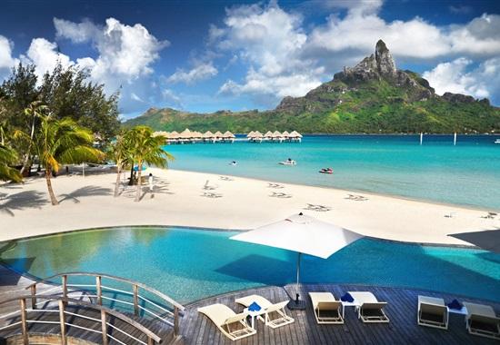 Le Meridien Bora Bora - Francouzská Polynésie