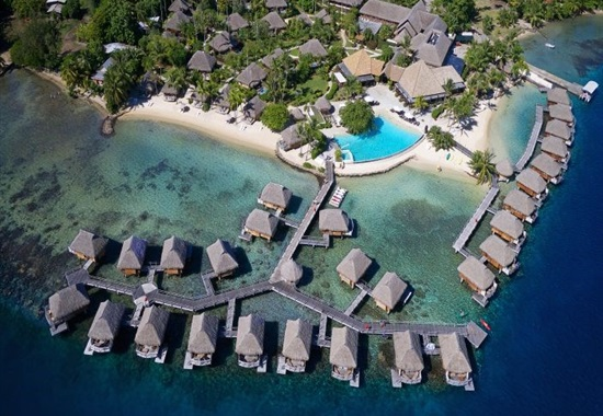 Manava Beach Resort & Spa - Moorea