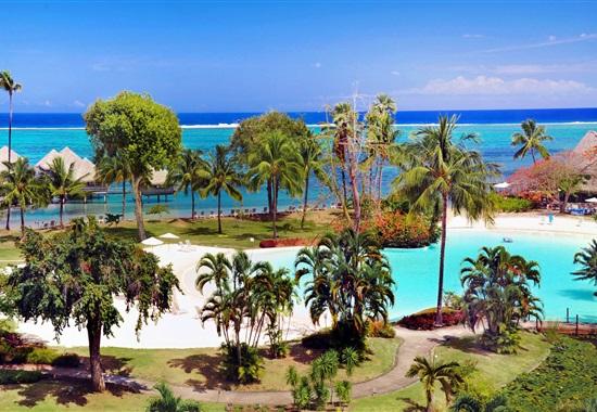 Tahiti La Ora Beach Resort by Sofitel (ex Le Meridien) - Francouzská Polynésie