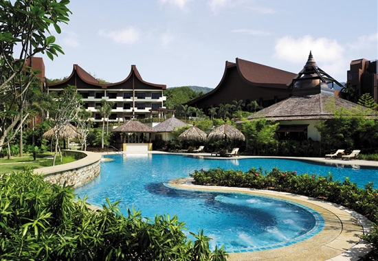 Shangri-La´s Rasa Sayang Resort & Spa -