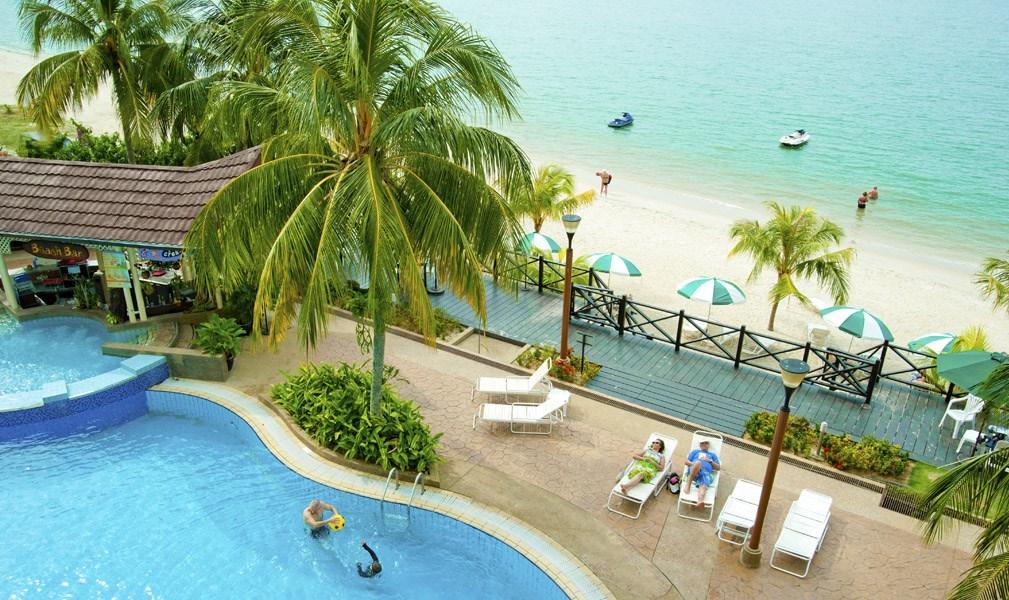 Flamingo Hotel Penang - Malajsie