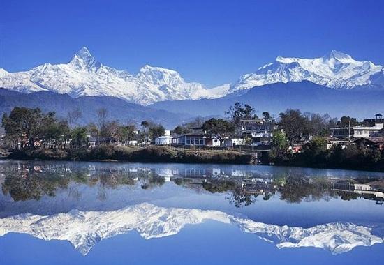 Zlatý troiúhelník a Nepál - Indie