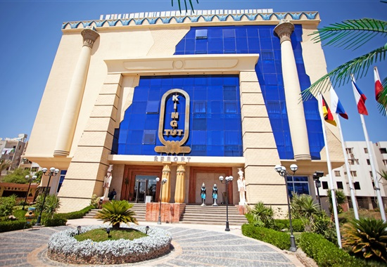 King Tut Aqua Park Beach Resort -