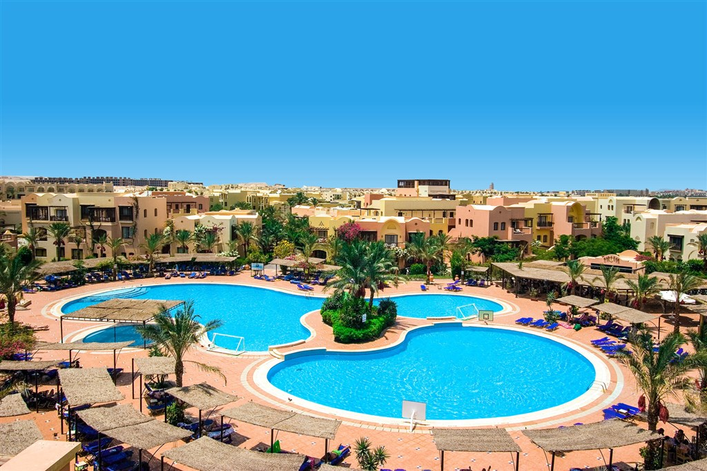 Jaz Makadi Saraya Resort - Hurghada