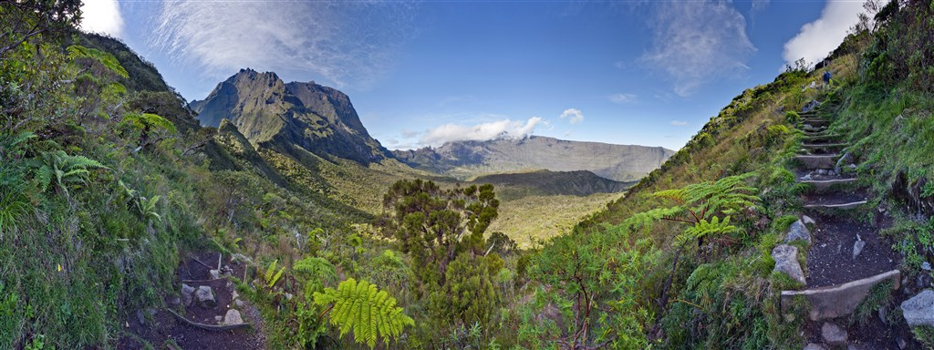Hory i moře - Réunion+Mauricius na 10 nocí - Réunion