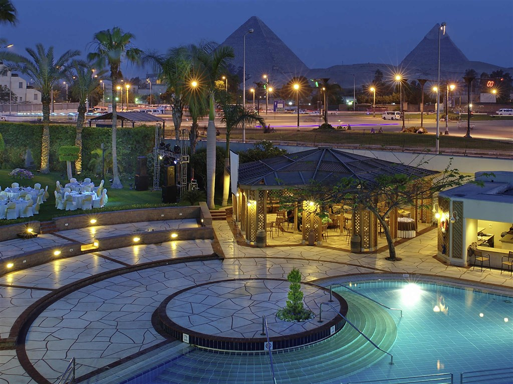 Mercure Le Sphinx - Káhira