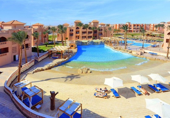 Aqua Blu Resort (ex. Albatros Sea World Resort) -