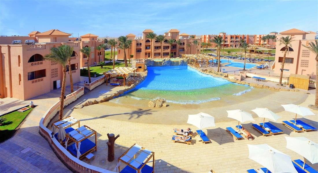 Aqua Blue Resort Hurghada