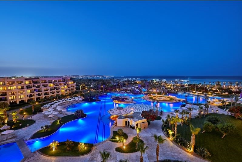 Steigenberger Al Dau Beach Hotel - Hurghada
