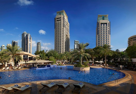 Habtoor Grand Resort, Autograph Collection - Dubaj