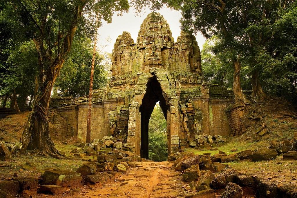 Kambodža s CZ průvodcem - Kambodža