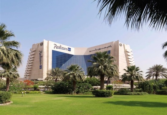 Radisson Blu Resort Sharjah - Emiráty