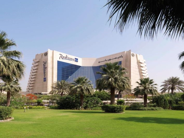 Radisson Blu Resort Sharjah - Sharjah