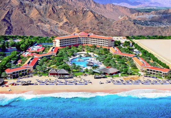 Fujairah Rotana Resort & SPA - Emiráty