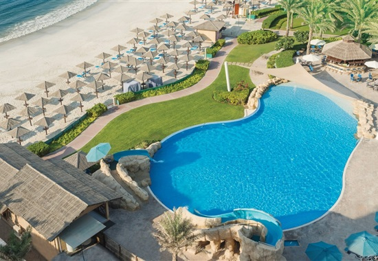Coral Beach Sharjah -