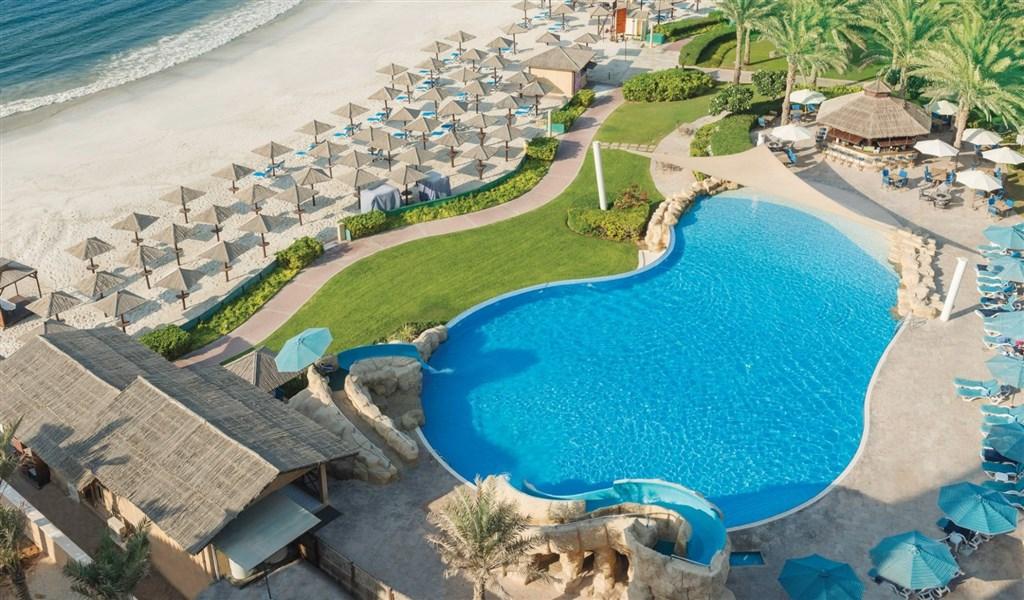 Coral Beach Sharjah - Emiráty