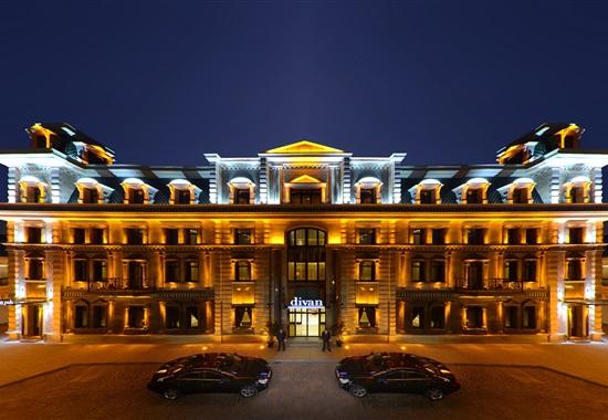 Divan Suites - Batumi