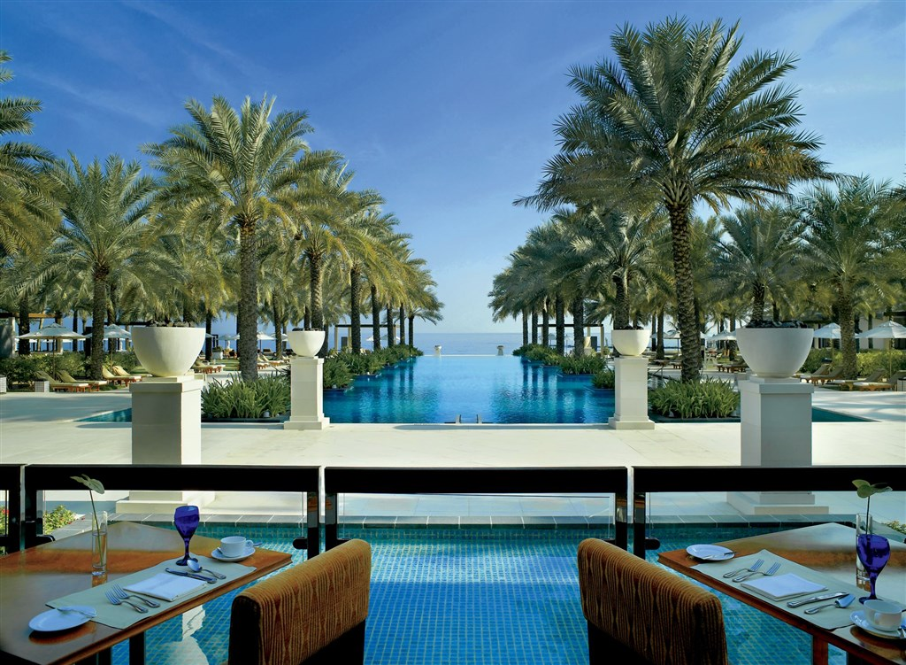 Al Bustan Palace Ritz Carlton - Muscat
