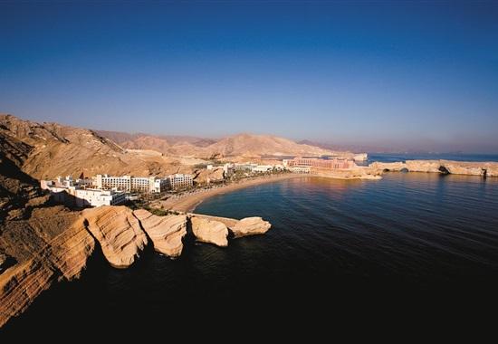Shangri-La Barr Al Jissah Al Waha -