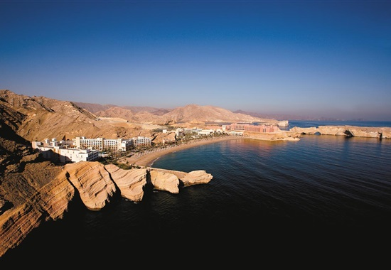 Shangri-La Barr Al Jissah Al Waha - Muscat