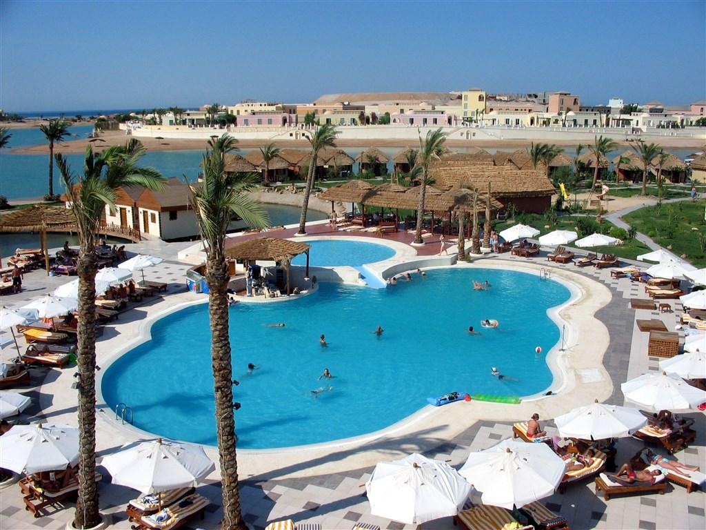Panorama Bungalows Resort El Gouna - Hurghada