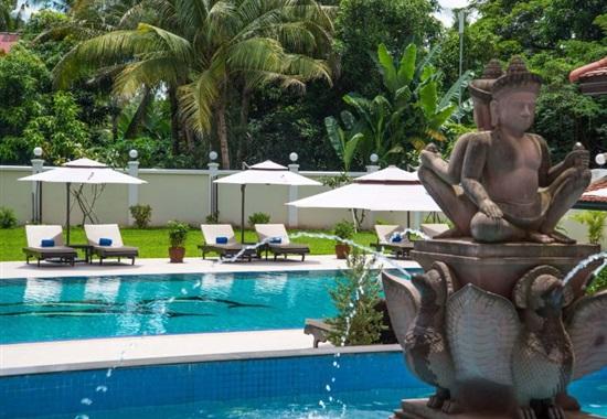 Regency Angkor Hotel - Siem Reap