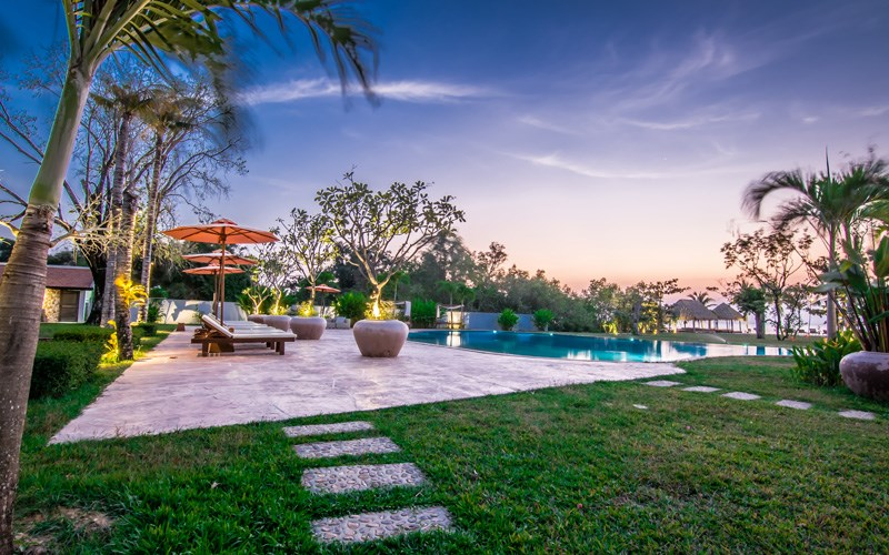 Samanea Beach Resort & SPA - Krong Kep